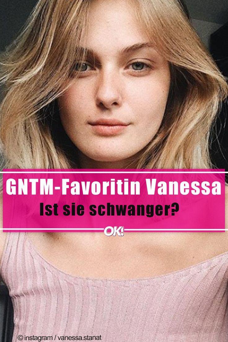 GNTM-Favoritin Vanessa: Schwanger? - #schwanger #