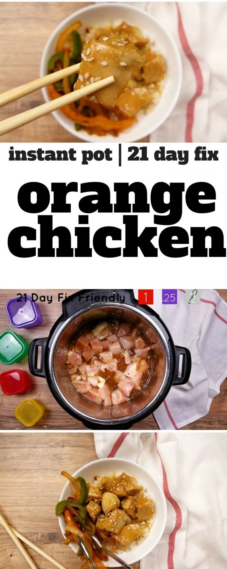 Get your chinese food fix with this instant pot orange chicken food get your chinese food fix with this instant pot orange chicken recipe forumfinder Gallery