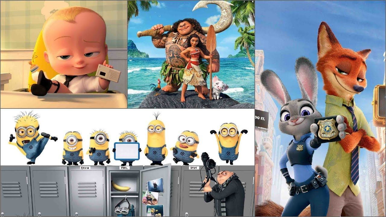 Top 10 Best Animated Movies Ever of All the Time | Story | Action | Fun ... | Animated movies, Movies, Animation