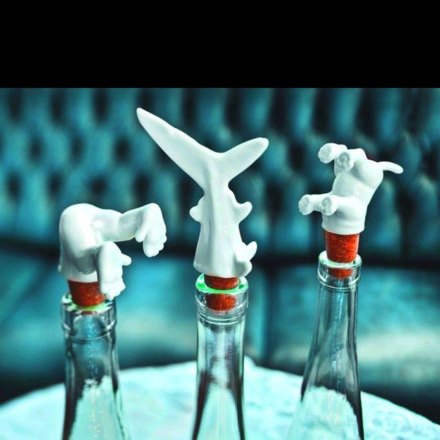 Bottle sealers