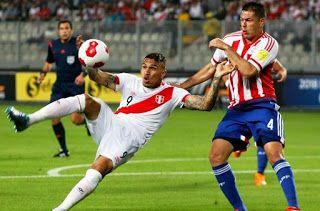 Blog Esportivo do Suíço:  Peru bate Paraguai em Lima e vence a primeira nas eliminatórias