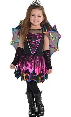 toddler girls spider fairy costume party city