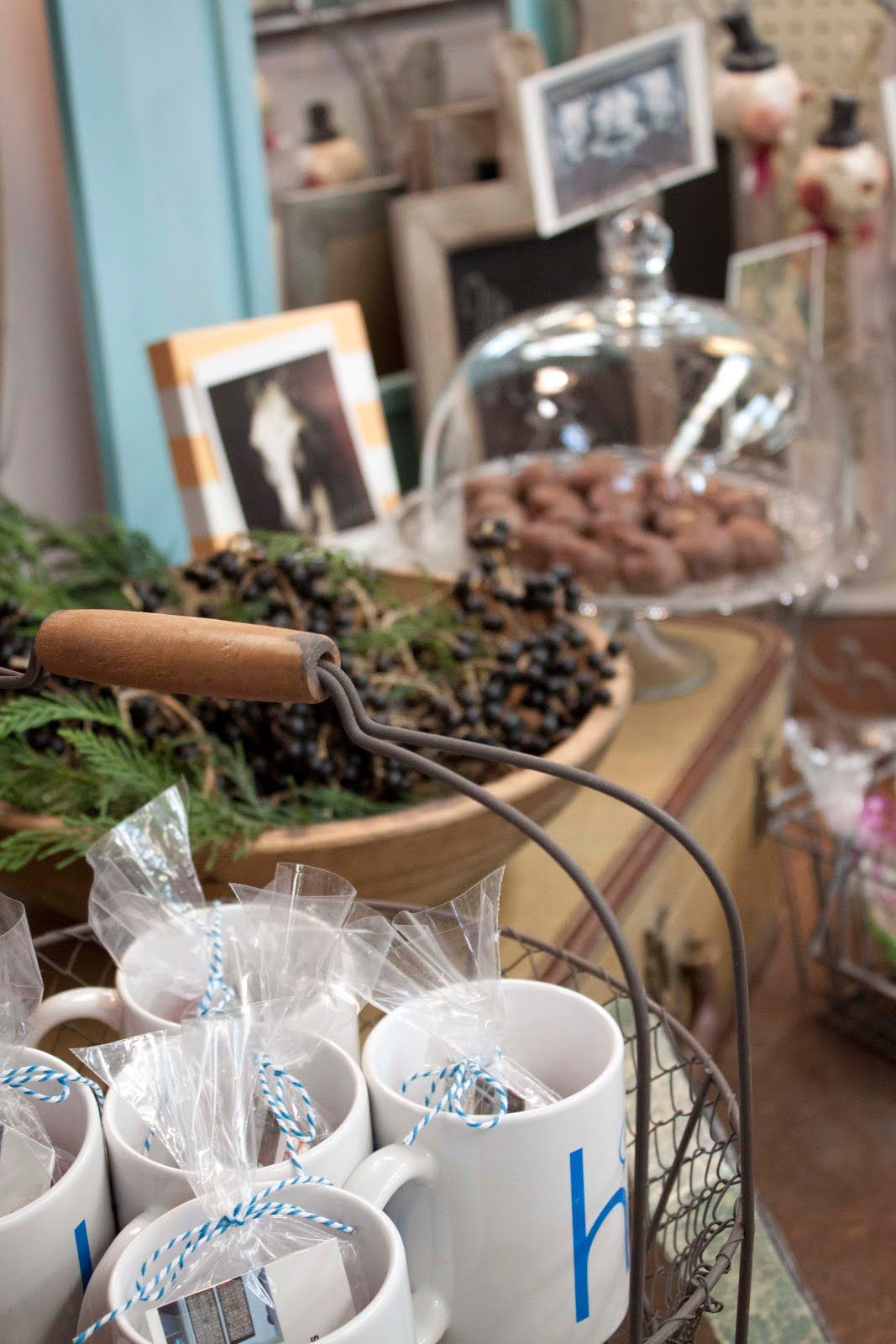 Christmas Open House Party Ideas Part - 42: Southern Revivals: My Holiday Open House Party