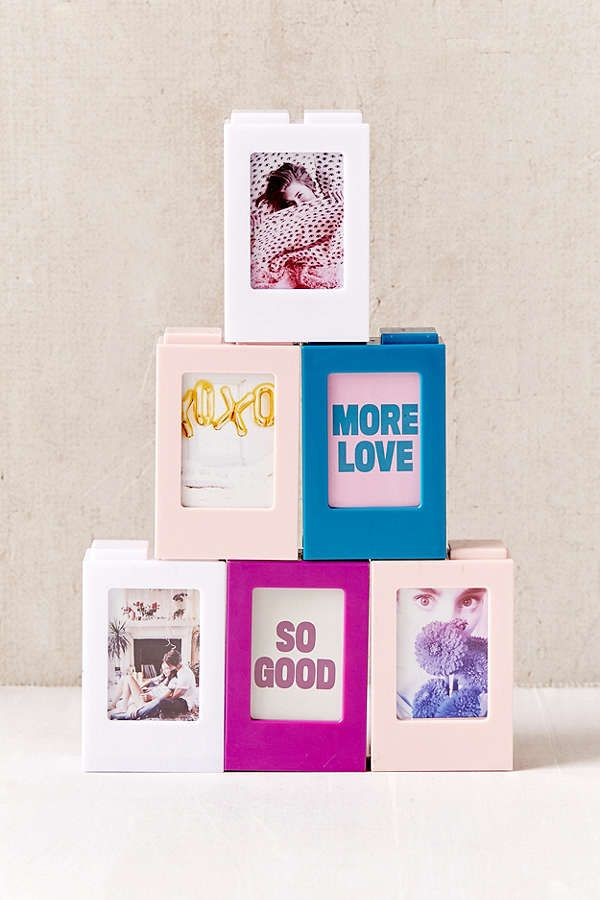 Stackable Instax Mini Frame | Bedrooms and Room