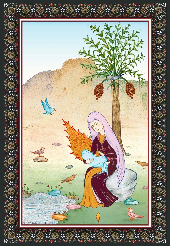 Pin On Prophet Isa Ibn Maryam عيسى ابن مريم Iesous Jesus Al