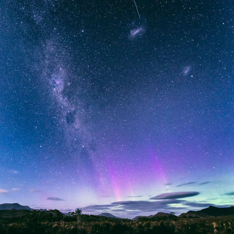 Melaleuca Southern Lights Tasmania 10