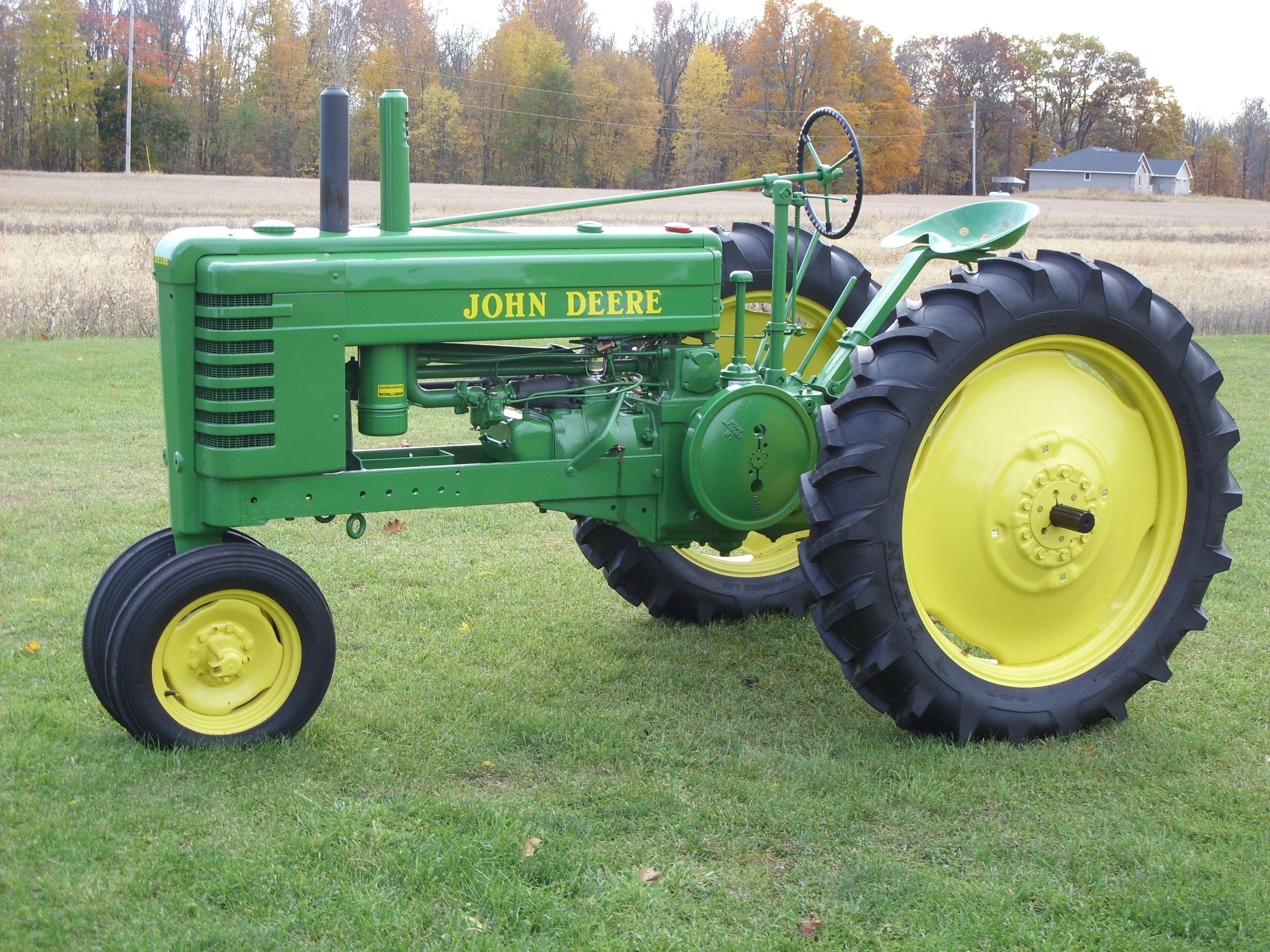 The pop pop tractor ;)