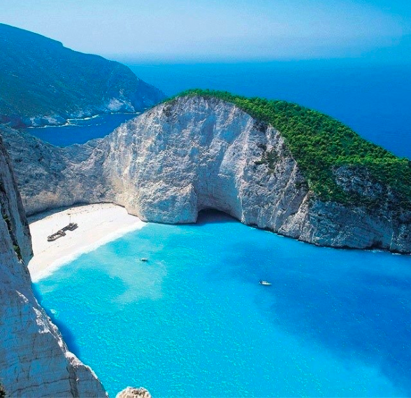 Shhh! This is in Greece