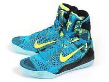 reputable site b58ff 6c001 Nike Kobe IX 9 Elite XDR Basketball Perspective Neo Turquoise Volt  641714-400