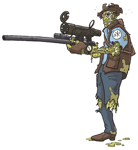 zombie sniper tf2 by