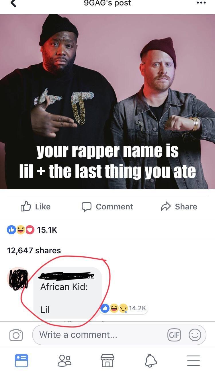 Lil Dark Joke Dark Jokes Memes Fresh Memes