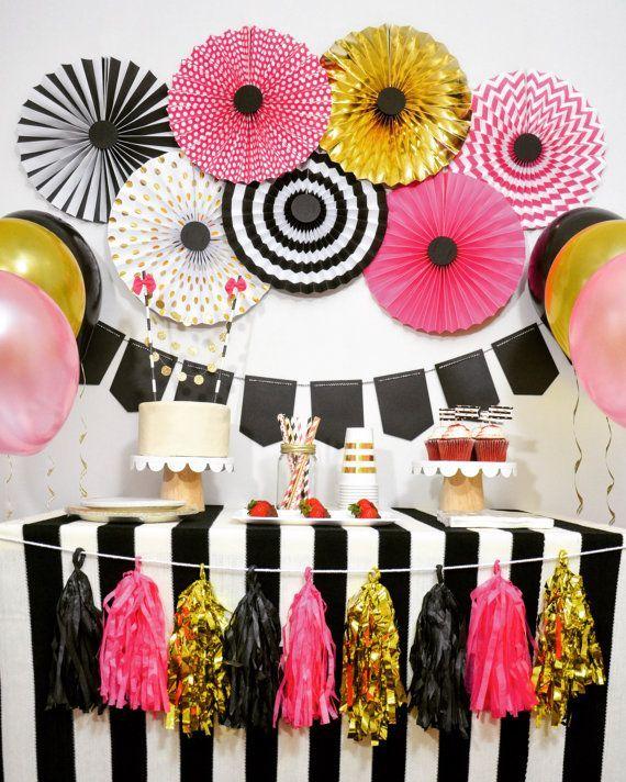 Birthday Party Decorations Bridal Shower Decorations Bachelorette