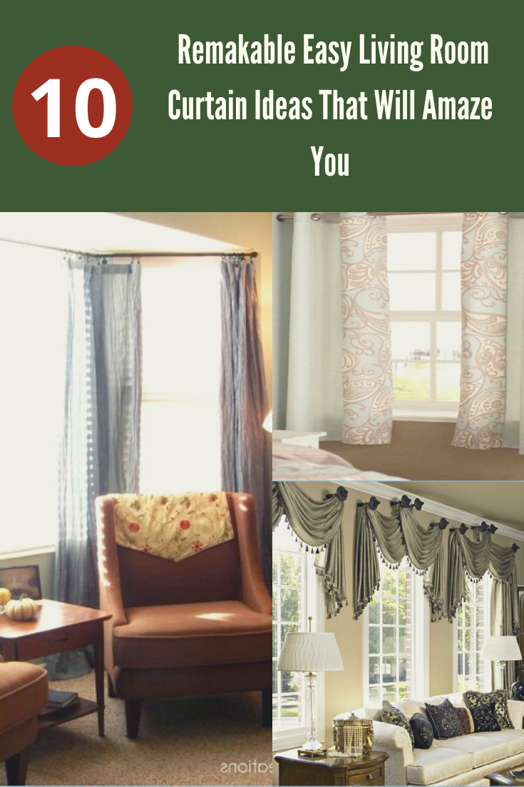 10 Remakable Easy Living Room Curtain Ideas That Will Amaze You In 2020 Comfortable Living Rooms Curtains Living Room Living Room #small #living #room #curtain #ideas