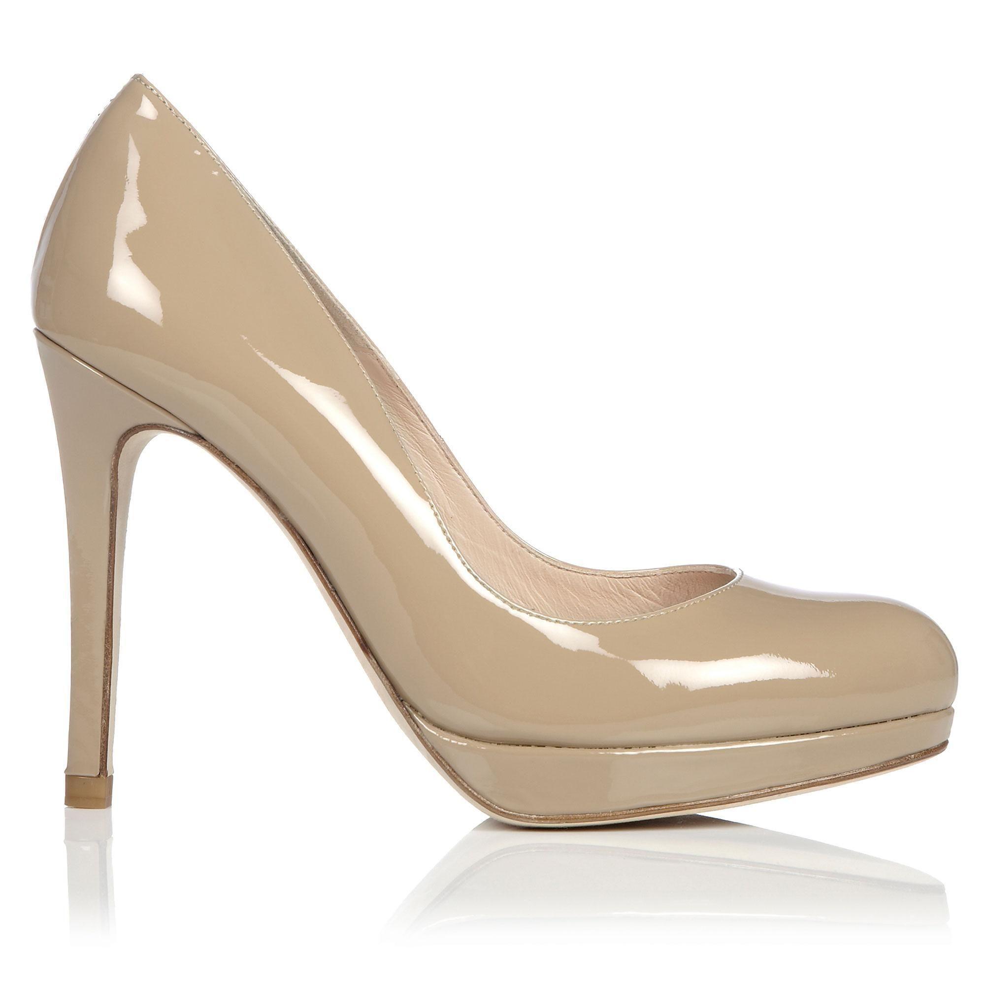 LK Bennett Sledge Patent Leather Pumps - Kate Middleton