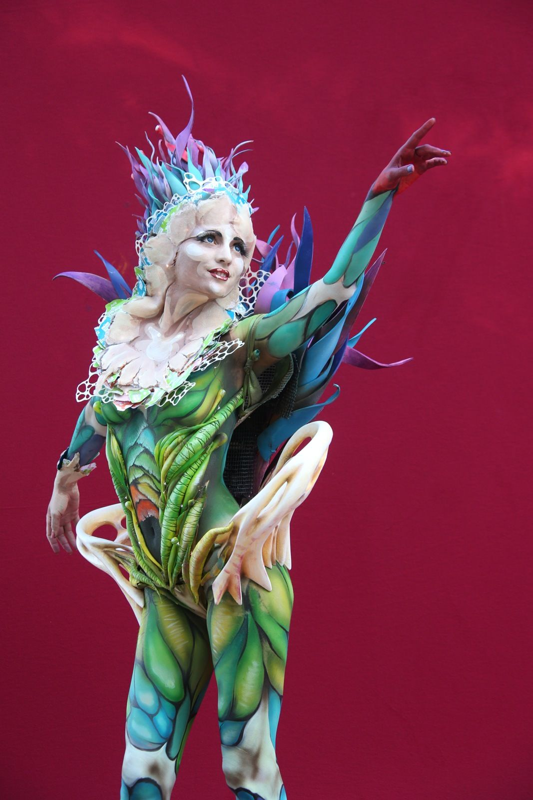 Photo of Everfest – These Photos of the 2014 World Bodypainting Festival Will Blow Your M…