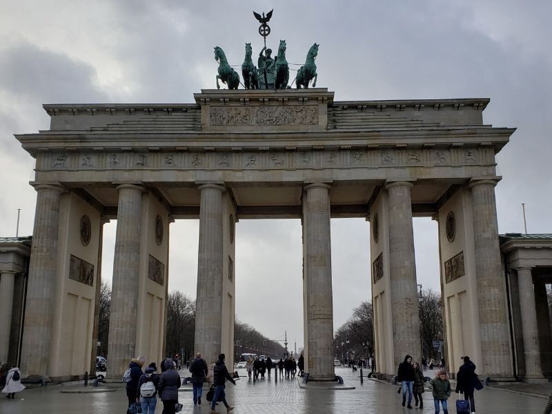 Two Days In Berlin Free Things To Do On A Weekend In Berlin Two Day Travels In 2020 Brandenburg Gate Brandenburg Travel Around The World