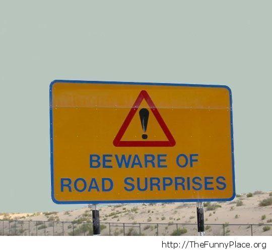 Ominous warnings