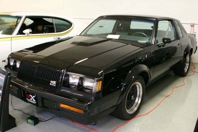 A Gnx Tends To Remain At Rest Until You Punch It Buick