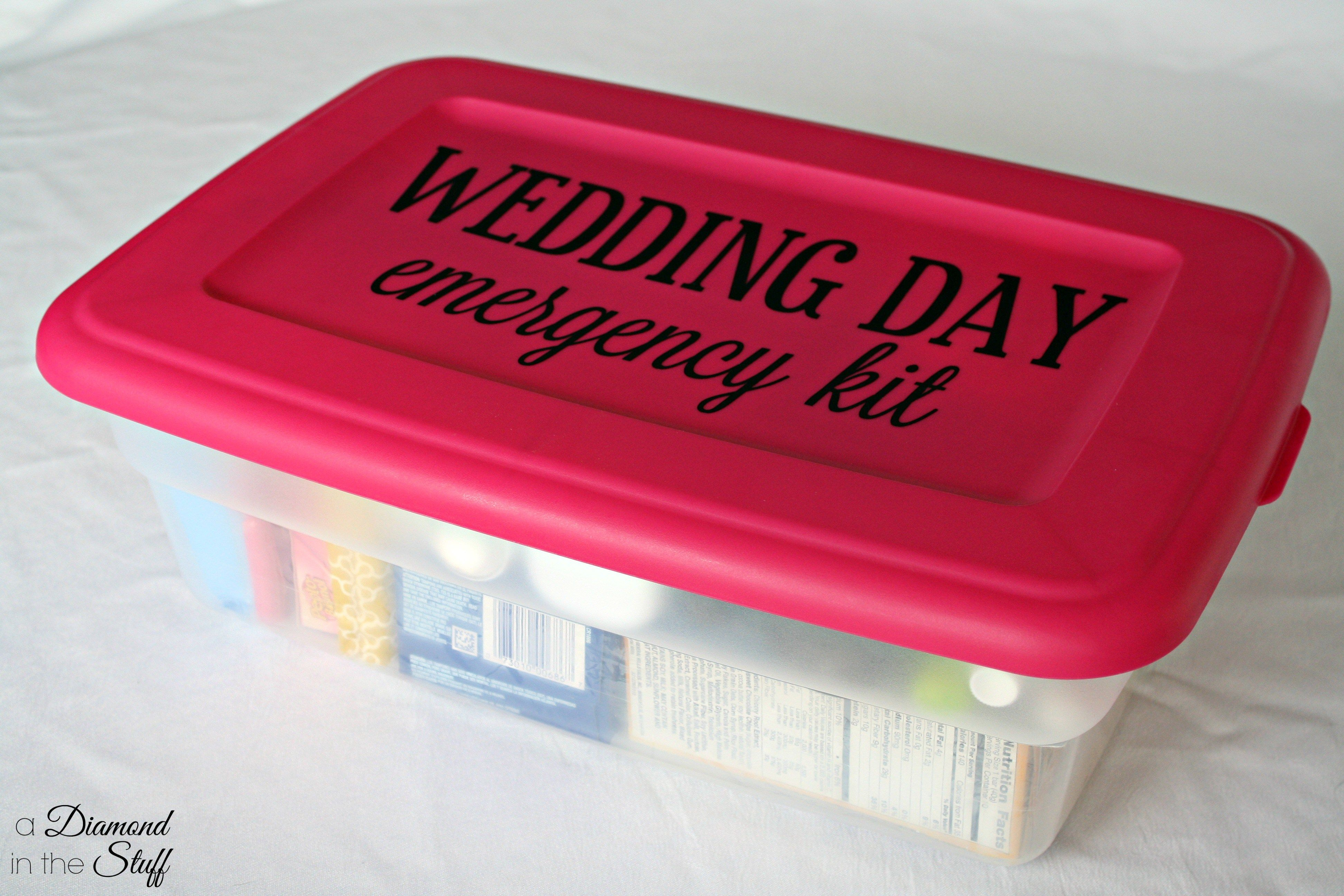 Img 9459 Jpg 3 888 2 592 Pixels Bride Emergency Kit Wedding Emergency Kit Wedding Survival Kits
