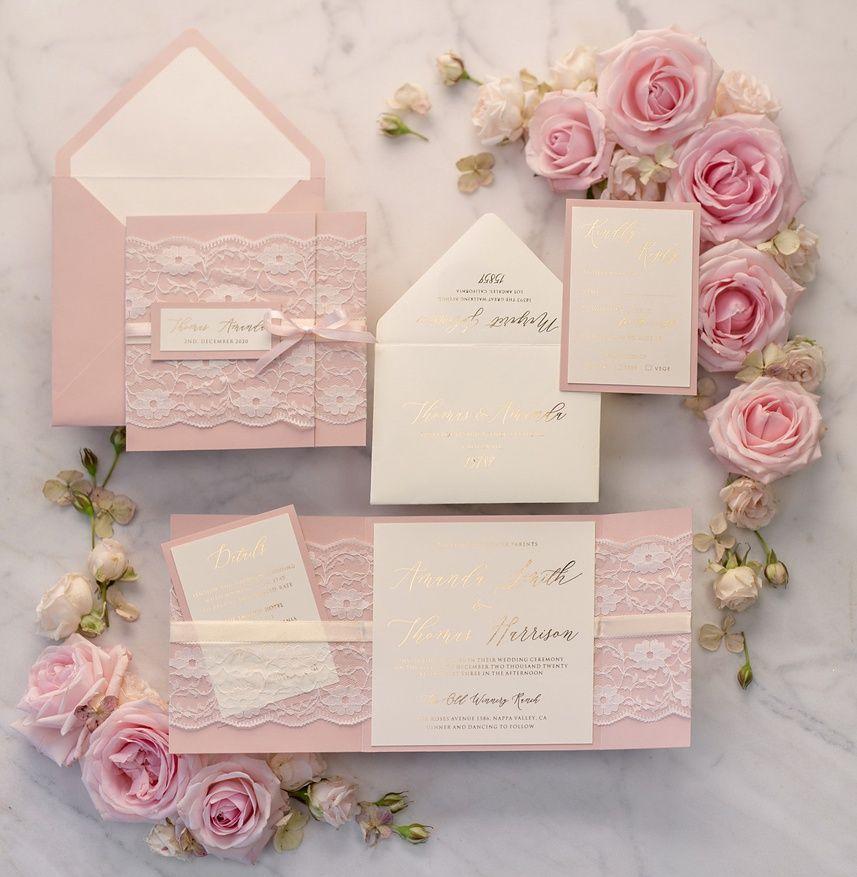 Wedding Invitations Online Glam