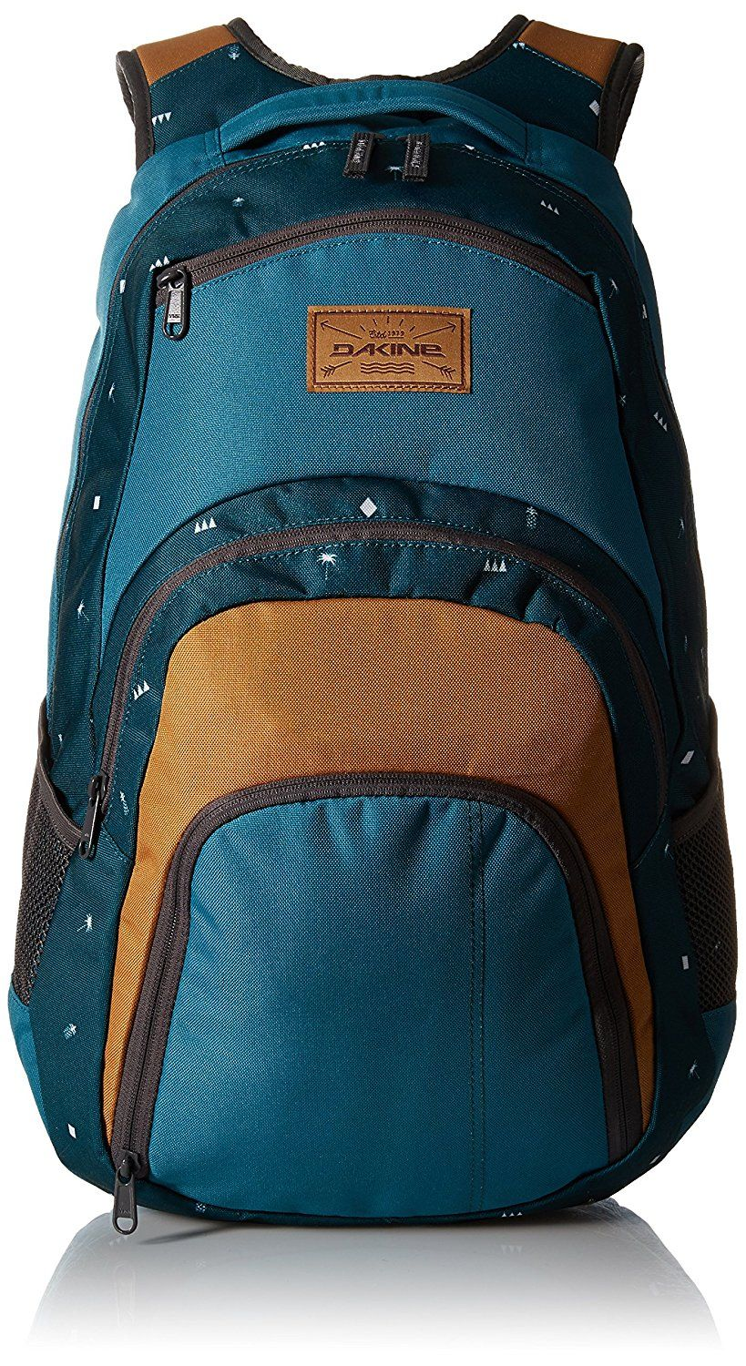 Dakine Campus Backpack, Palmapple, 25 L -- To view further, visit now : Backpacking bags