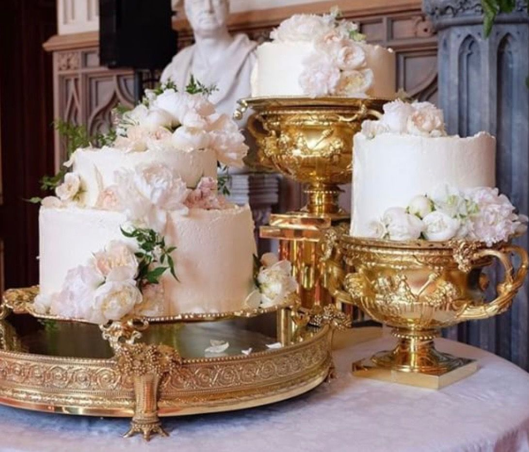 British Royal Wedding Cakes: Pin By Sparkle & Co. On Royal Wedding May 19th