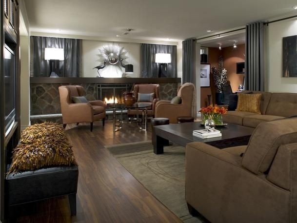 Delightful Gameroom Furniture. Rec RoomsFamily ...