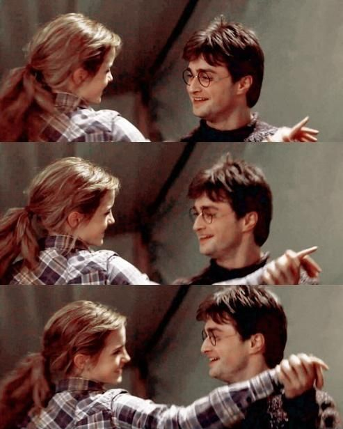 Harry Potter and The Deathly Hallows - Part I <3