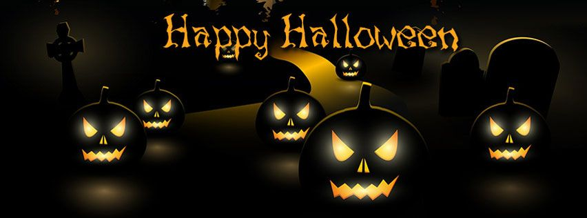 Halloween Facebook Cover Pictures