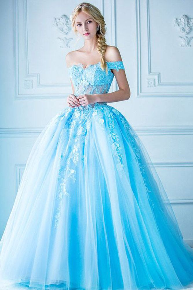 cc69b90d7be796 36 Most Pinned Photos In Blue Wedding Theme | Gorgeous Clothes ...