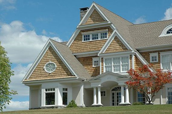 Green Siding Options Cedar Shakes Siding Options And