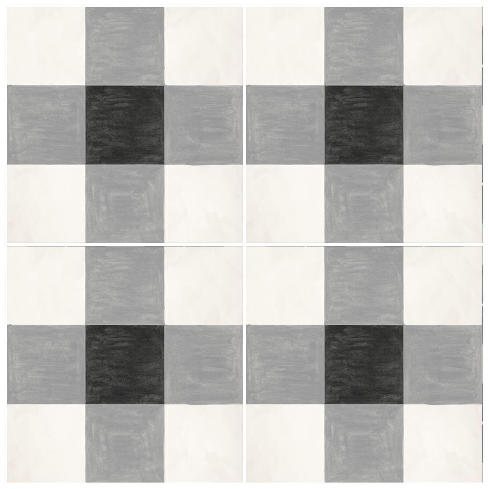 Vichy Floor Sticker Vinyl Wallpaper Tile Decals Bathroom Splashback