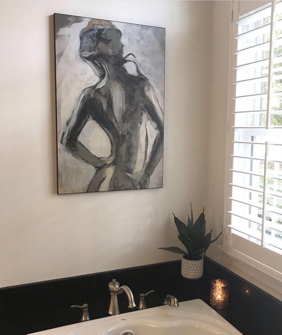 Master Bathroom Wall Art From Homegoods Bathroom Wall Art Painting Wall Art