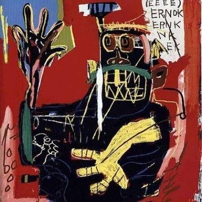 Jean-Michel Basquiat - Ernok