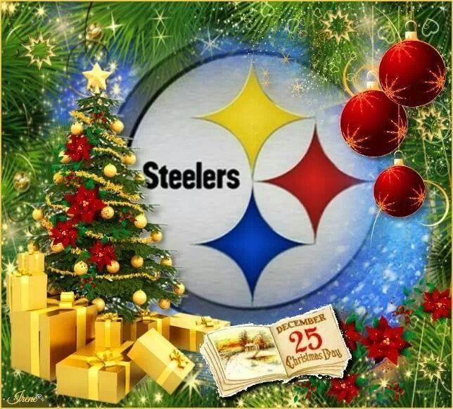35dcf0a7 PITTSBURGH STEELERS CHRISTMAS   ℬℒÅℂK & YℰℒℒÕW~รTEELERร ℕATIOℕ ...