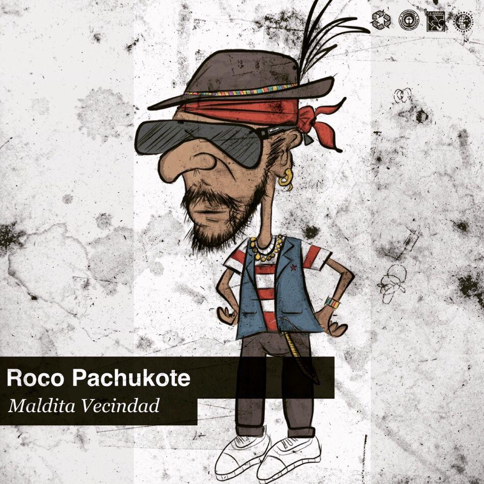 Buen Dibujo De Rocopachukote Realizado Por Rafazepedabros Maldita Vecindad