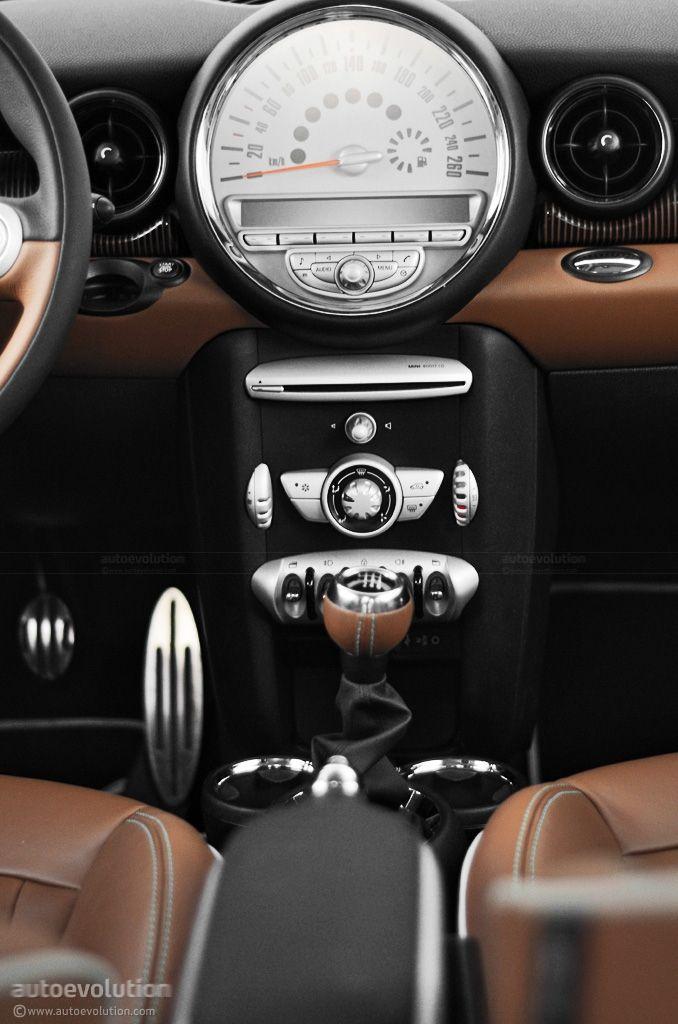 2010 Mini Cooper 50 Mayfair Edition Hot Chocolate Metallic Exterior Paint Toffee Interior