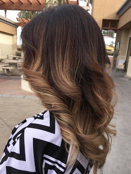 20 Atemberaubende Braune Haare Mit Blonden Strähnen Frisur Ideen