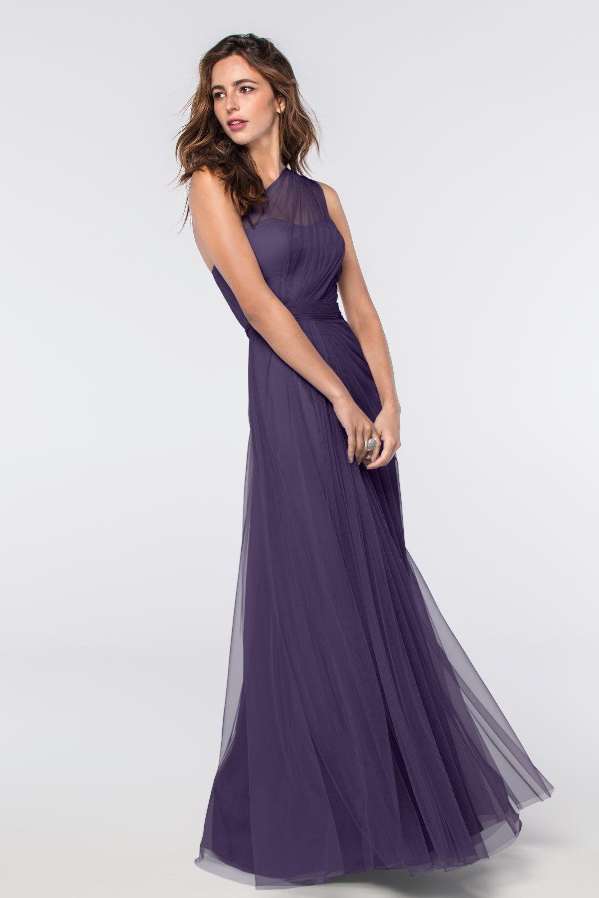 Admee 2303 | Bridesmaids | Watters | Dresses ♡♡♡ | Pinterest