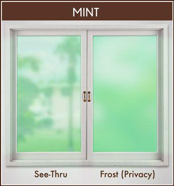 Color Tint Mint Window Film Window Tint Film Window Film