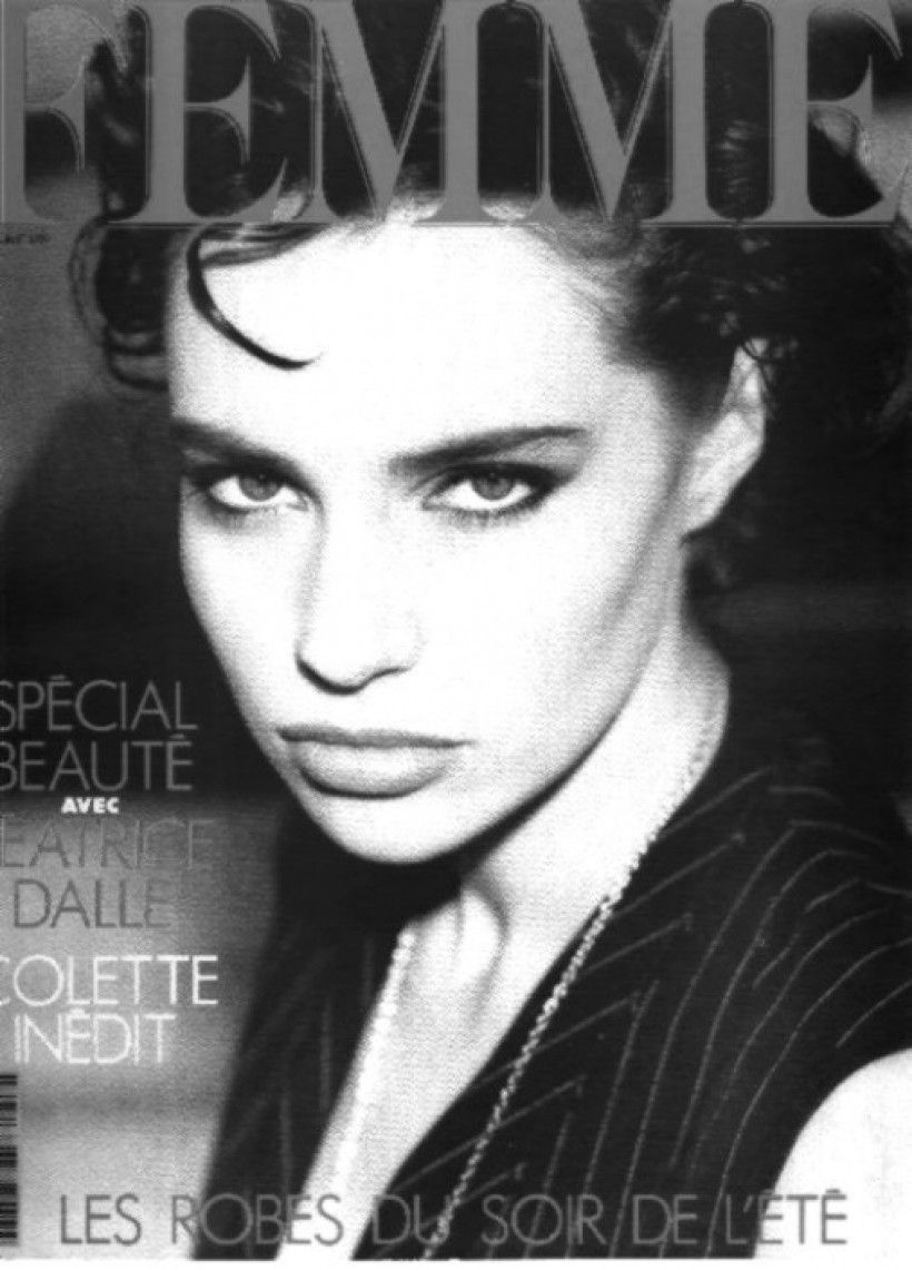 Celebrity Beatrice Dalle naked (88 photos), Pussy, Paparazzi, Feet, swimsuit 2015