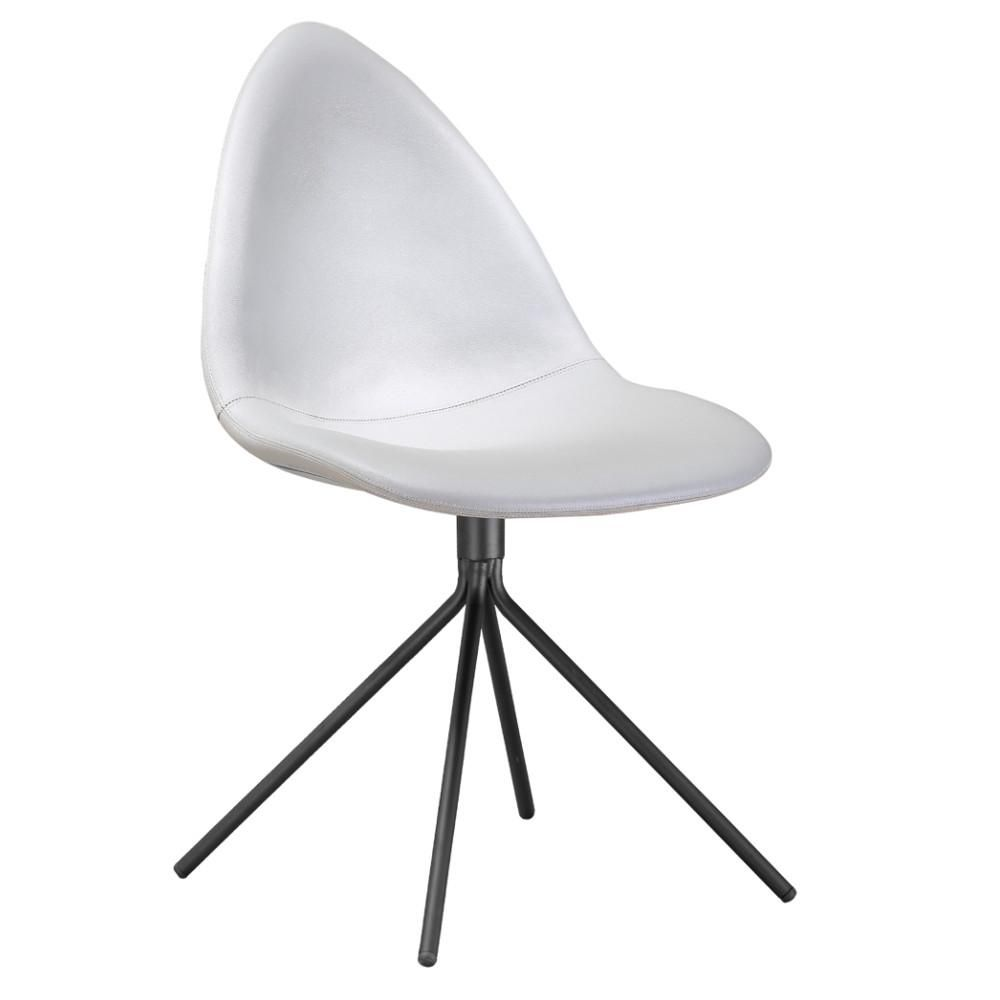 Tripod White Dining Chair In 2020 White Dining Chairs Dining