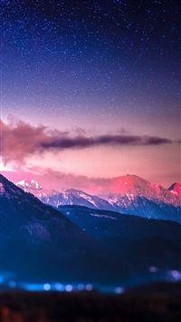 Nature Sunset Sea Wave Landscape IPhone 7 Wallpaper Download