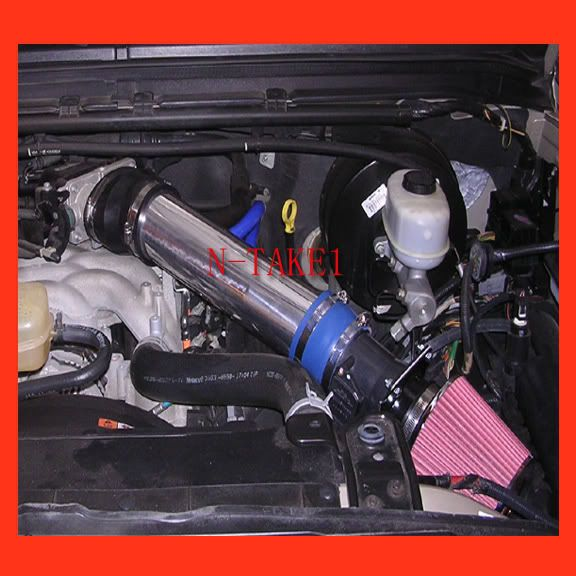 Details About Air Intake Hose For 1999-2003 Ford F250