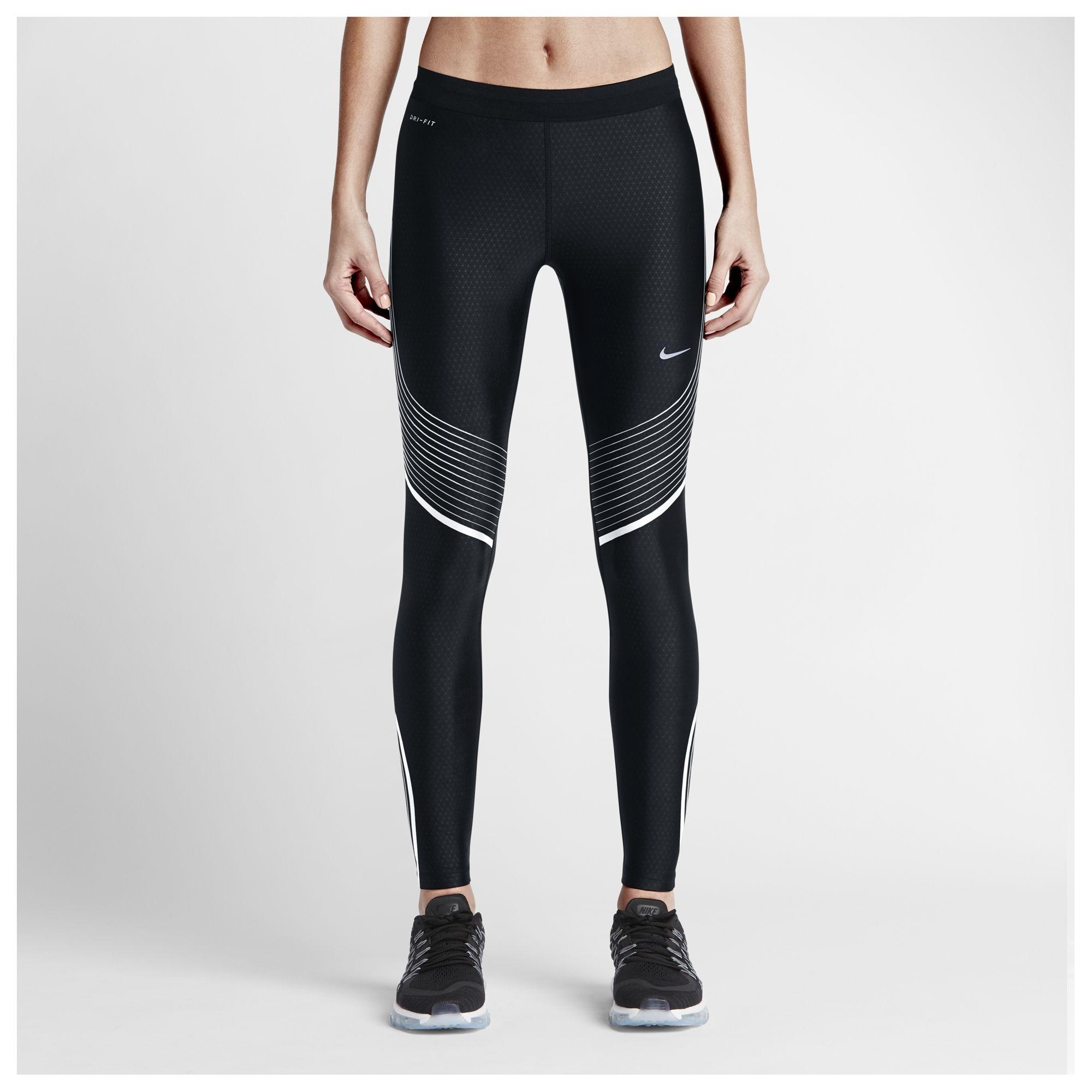 a7a90916c532b Legging Nike Power Speed Tight Feminina