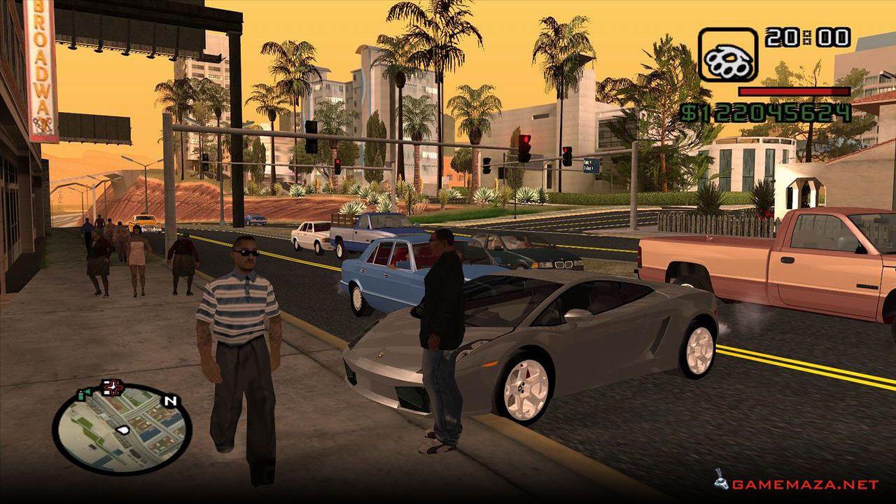GTA San Andreas Original Gameplay Screenshot 3 | Games to