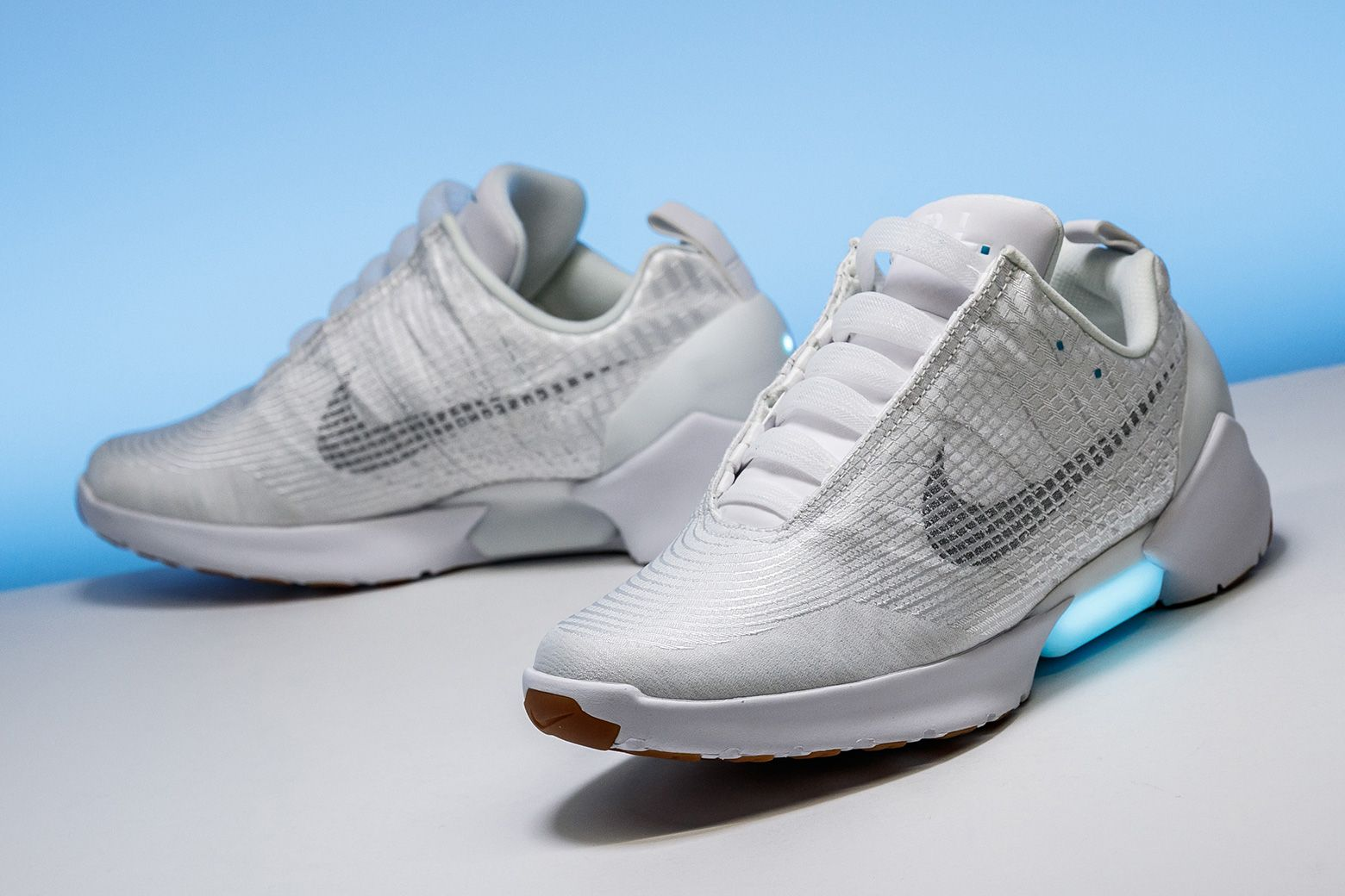 Nike's HyperAdapt 1.0 trainers – the Back To The Future self