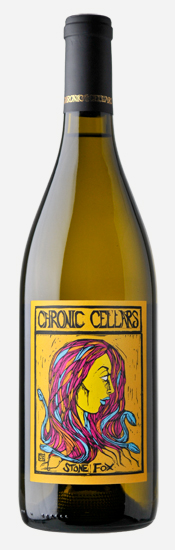 Chronic Cellars wine packaging