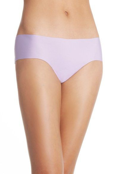 'No Show' Cheeky Hipster Briefs (3 for $33)