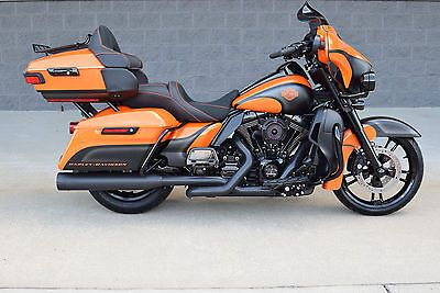 Harley 2016 Davidson Touring ULTRA LIMITED CUSTOM 15K IN XTRAS